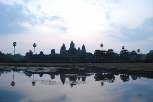 Камбоджа. Ангкор Ват