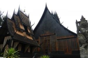 Черный храм