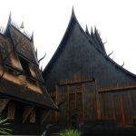Черный храм Чианг Рая. Изнанка Ада или скрытый символ бытия?