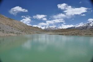 Озеро Дханкар