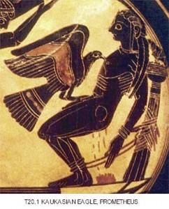 Орел и прометей