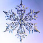 Снежинка — уникальное творение природы