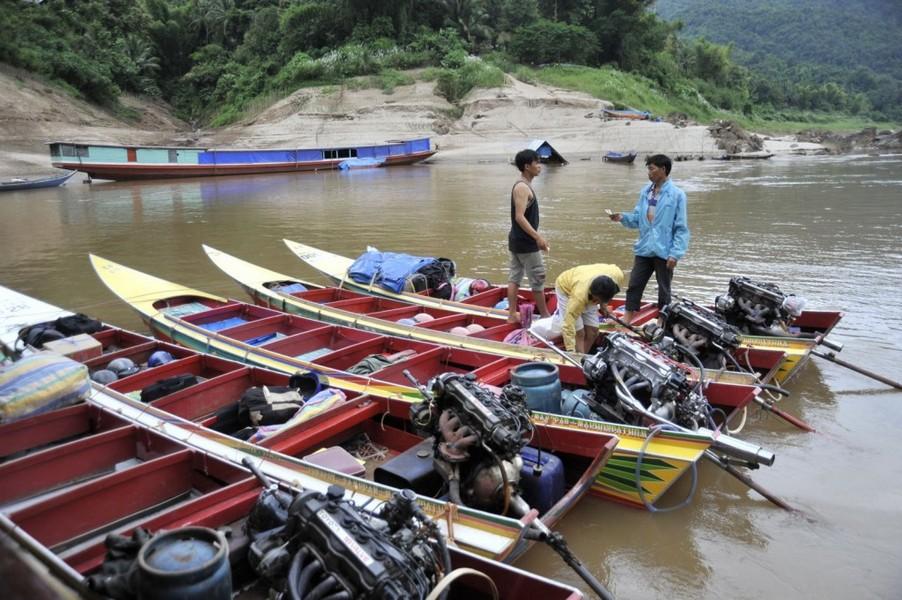 тайская длиннохвостая лодка