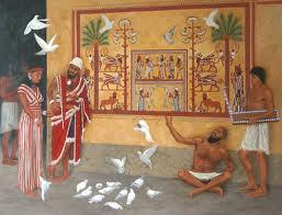 Egipet-doves
