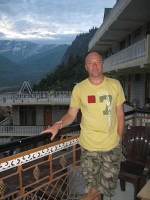Himalaya-balkon