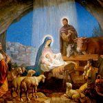 Библейские мифы. Рождение Иисуса Христа.
