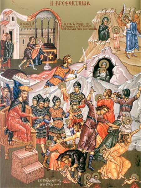Было ли избиение младенцев Иродом