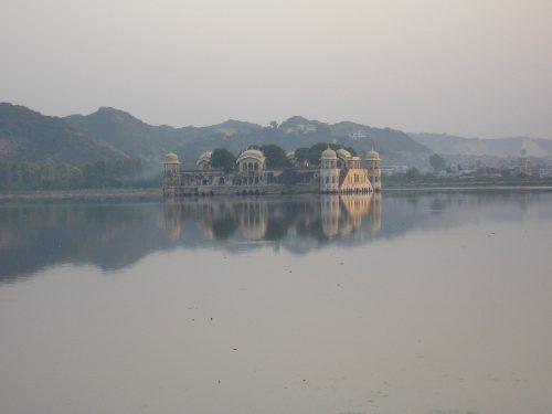 Lake Mahal