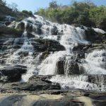 Один из самых красивых в Таиланде водопадов — Mae Ya waterfoll