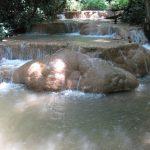 Как растаманы секретный водопад искали.