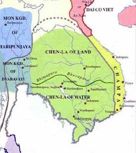 cambodia-chenla-map
