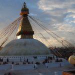 Встреча с леопардом на одной из улочек Катманду. Или как Непал стал страной для туристов.