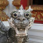 Храмы Чианг Мая. 2. Храмы в районах, прилегающих к Старому городу