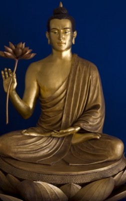 budda-lotus-flower