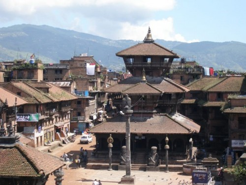 Datatreiya-templ