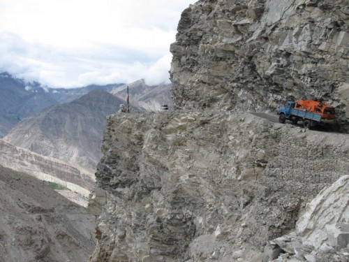 Himalaya road