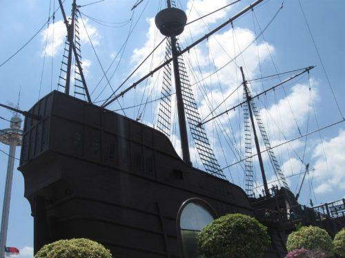 Boat pirat