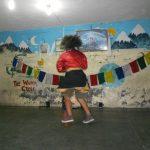 История о том, как я скакал верхом на тибетском шамане.