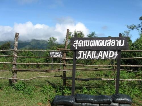 Thailand-Mianmar