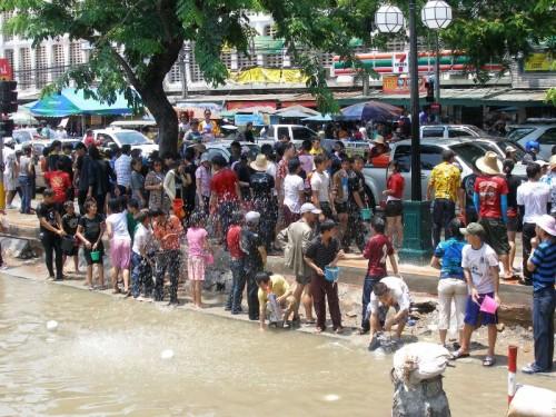 Chiang Mai-Songkran