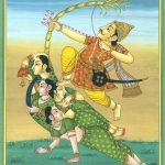 Гаремы в Древней Индии