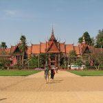 Красная пыль камбоджийских дорог-5. Пном Пень.