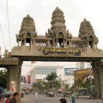 Список пунктов пересечения границы с Таиландом, на которых возможно получение тайской визы по прибытию.