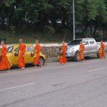 Лаос — маленькая азиатская страна непобедившего социализма. Часть первая. Сандаловый город.
