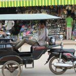 Красная пыль камбоджийских дорог-2. По Ангкору на тук-туке.
