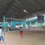 Волейбол в Камбодже.