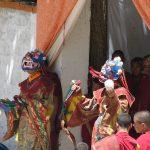 Тибетские монахи — воинственные люди!