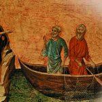 С причала рыбачил Апостол Андрей…