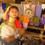 Люди Северных гор-4. Горные народы Таиланда. Длинные шеи, длинные уши.