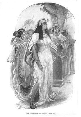 The_queen_of_sheba