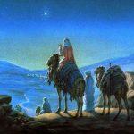 Библейские мифы. Вифлеемская звезда и три волхва.
