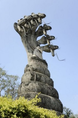 Naga-Budda
