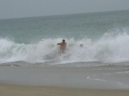 Ocean. Rameshvaram