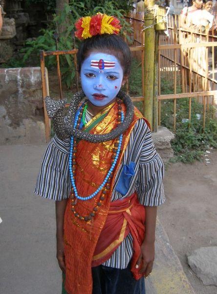 Girl. Madurai