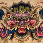 Литературный опыт Киртимукхи — протектора Табо гомпы. Глава 4