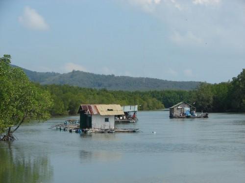 River. Phuket