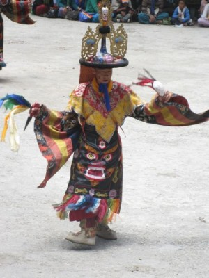 Cham-Dance