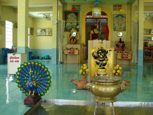 Kartikeya_Tepmle. Phuket