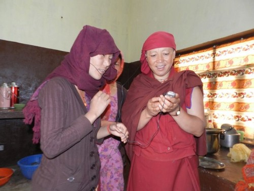 Womens-monk