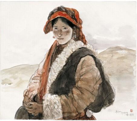 Tibetian_Girl