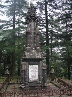 Надгробный памятник лорду Элджину