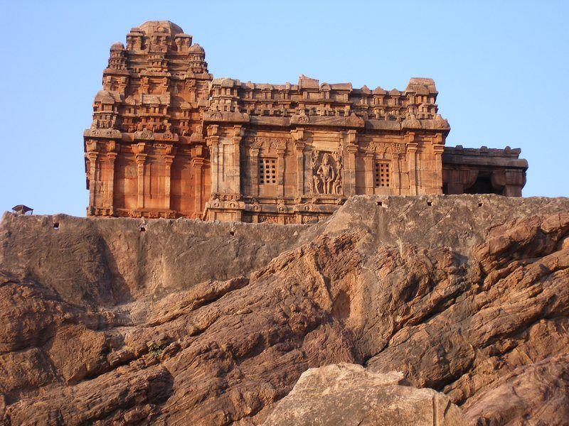 Badami_Temple