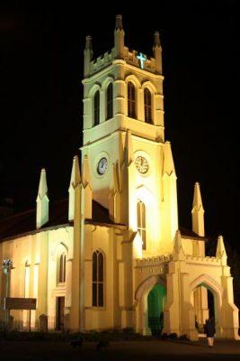 Shimla_Night