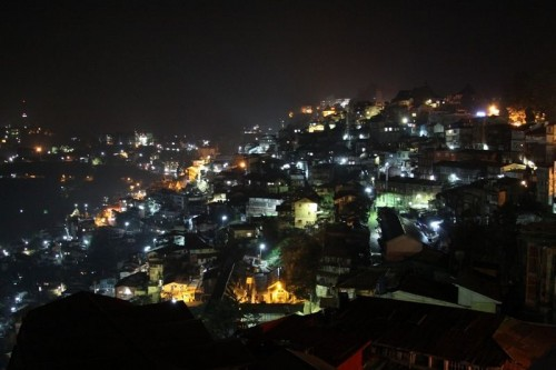 Shimla_Night