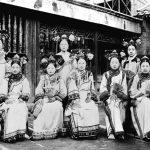 Любовь к ароматной наперснице в китайских гаремах