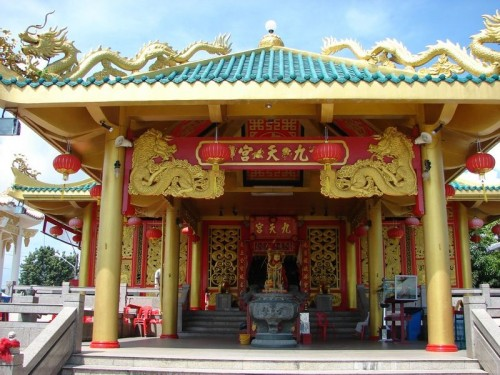 Kiew Tien Keng Shrine